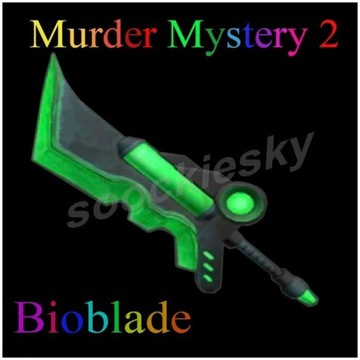 ROBLOX Murder Mystery 2 Bioblade