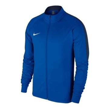 Bluza Nike Academy 18 (L) niebieska |Nowa