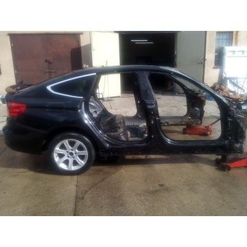 BMW 3gt F34 Kompletny tył dupa klapa ćwiartka 475