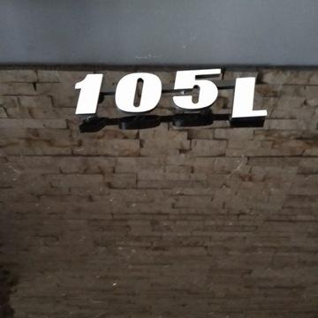 Syrena 105L emblemat logo oryginał