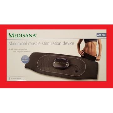 Pas do stymulacji mięśni brzucha Medisana AM 50L