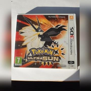 Pokemon UltraSun Nintendo 3DS/3DSXL/2DS