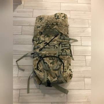 Plecak wojskowy - kamuflaż pustynny