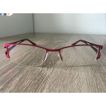 Okulary korekcyjne +0,5 z antyrefleksem BRENDEL