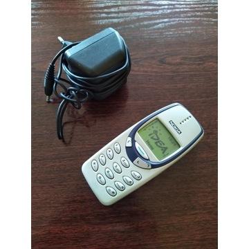 Nokia 3330 (3310) PL MENU Ładowarka bardzo fajna