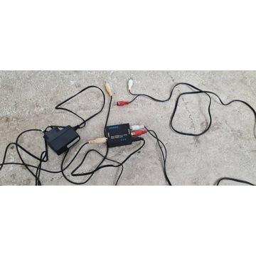 Adapter AV Digital-analogue Ligawo Toslink RCA