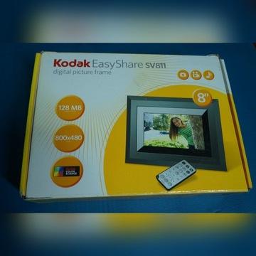 Ramka cyfrowa na zdjęcia Kodak SV811