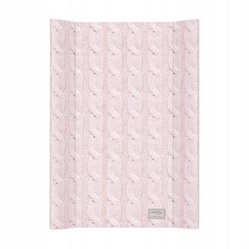 Przewijak twardy krótki (50x70) Pastel Collection