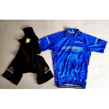 Komplet kolarski Giro d'Italia