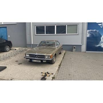 Mercedes- Benz SLC 450, 1974r