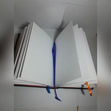 Notes pamiętnik szyty 200k ekoskóra A5