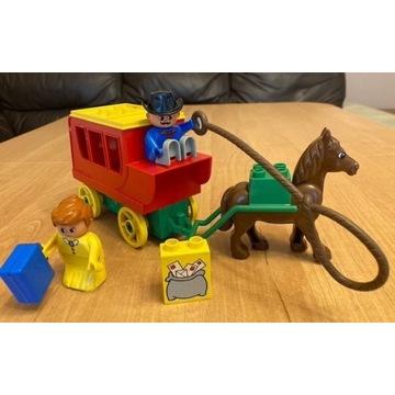 Lego Duplo - 2433 Western dyliżans