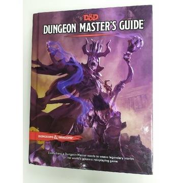 Przewodnik mistrza gry D&D Dungeons & Dragons 5.0