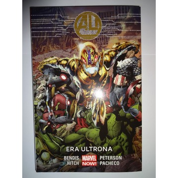 ERA ULTRONA MARVEL NOW! EGMONT