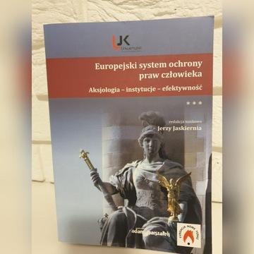 Europejski system praw ochrony człowieka