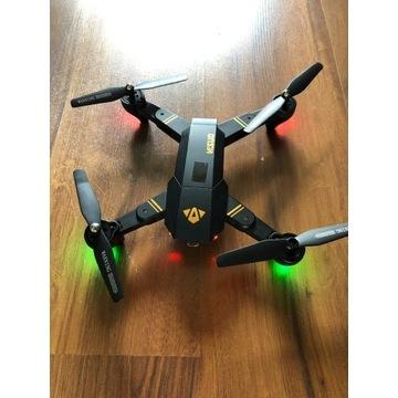 Dron VISUO XS809HW - kamera - 2 baterie