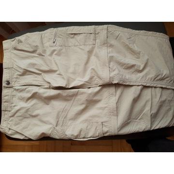 Columbia, spodnie trekkingowe 2w1, W36 L 32