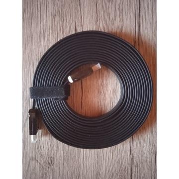 Markowy kabel HDMI tzw 2.0 4K 5m