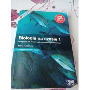 Podręcznik Biologia na czasie 1 po gimnazjum