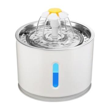 Automatyczna elektryczna miska dla psa lub kota