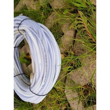 Wąż pneumatyczny zbrojony 25bar, fi 6mm