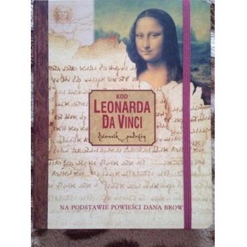 Kod Leonarda Da Vinci - dziennik podróży