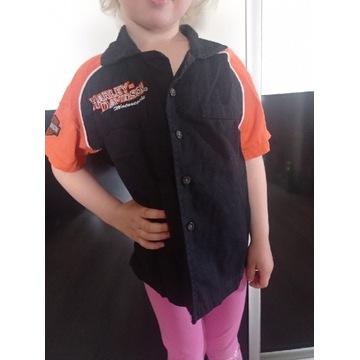Koszula Harley Davidson 3-5 lat