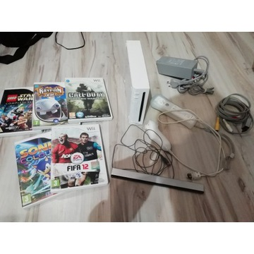 Nintendo Wii 5 GIER