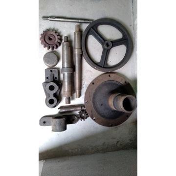 Betoniarka 150L - części