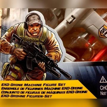 Okazja!!! Soldier Force Pilot Chapmei Figurka