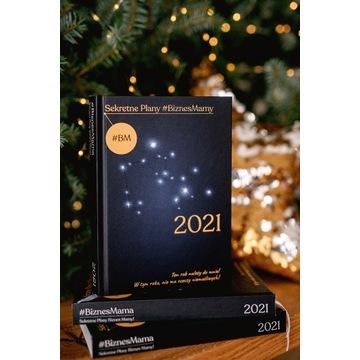Kalendarz 2021 #BiznesMama Promocja 37zł.
