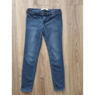 Jean legging Hollister  r. W 28 L 29 jak nowe