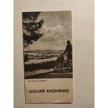 Ulotka PRL - Gołubie Kaszubskie 1962