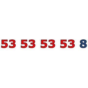 53 53 53 53 8 ZŁOTY ŁATWY NUMER STARTER