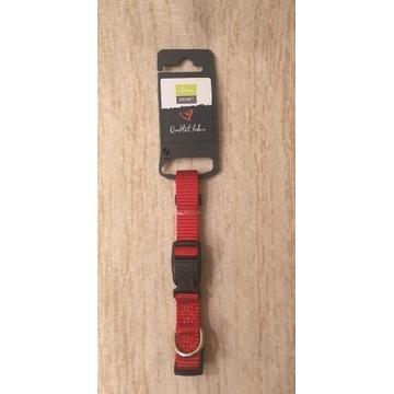 Obroża Hunter Ecco Sport VB, czerwona 30-45 cm