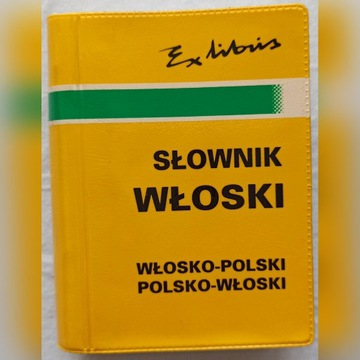 Mały słownik włosko-polski