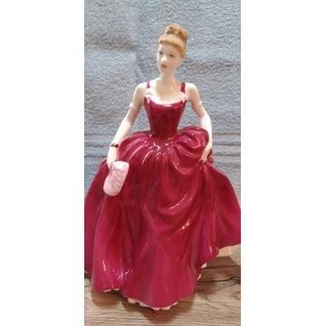 Porcelanowa figurka Royal Doulton ALEXANDRA
