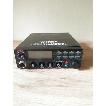 Radio CB INTEK M-490 PLUS- dawca na części