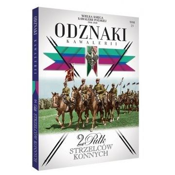 Książka tom 23 Wielka Księga Kawalerii Polskiej