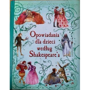 Książka - Opowiadania dla dzieci według Shakespe'a