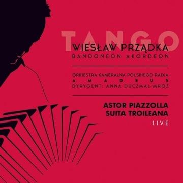 Piazzolla Suita Troileana / PRZĄDKA & AMADEUS
