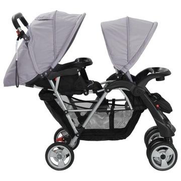 WYPRZEDAŻ- Wózek spacerowy dla bliźniąt
