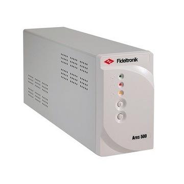 Zasilacz awaryjny UPS Fideltronik ARES 500
