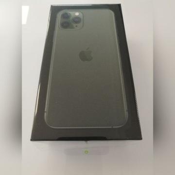 Nowy Apple iPhone 11 Pro Midnight Green 64 GB (V)