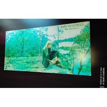 Joni Mitchell winyl 1PRESS U.S.A. AOR Geffen Vg/G