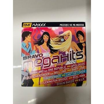 BRAVO mega hits / RMF MAXX cd