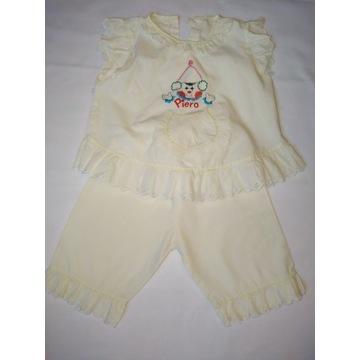 Pidżama dziewczęca  roz 92