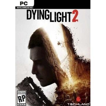 Dying Light 2 KLUCZ KOD STEAM PC