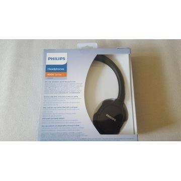 Słuchawki bezprzewodowe Philips Tash402 Nowe!