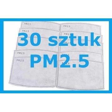 30x Filtr Filtry PM 2 5!!!